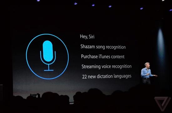 未來 Siri 將聽得懂你聽的歌,也會回應你的呼喚 siri