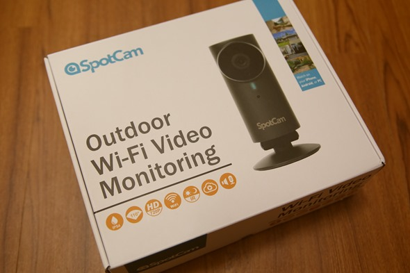 SpotCam HD Pro 雲端網路攝影機戶外防水版評測 IMG_8917