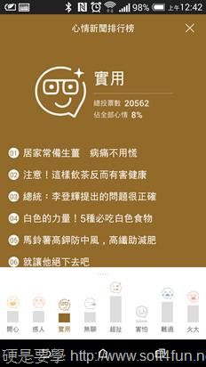 Yahoo! 新聞 App:簡潔、易讀,掌握新聞的最佳助手(Android) 2014-04-24-16.42.39