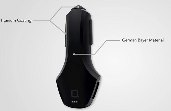特價快買!ZUS智慧汽車定位器結合USB車充,找車、沒電沒煩惱 img-10