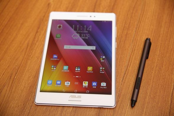 華碩 ZenPad S 8.0 平板電腦+Z Sytlus 觸控手寫筆評測 IMG_0158