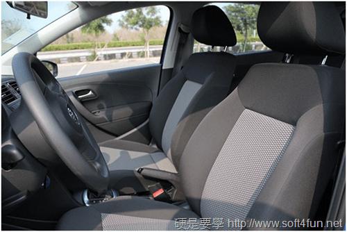 [試駕] 福斯 Volkswagen Polo 1.4 2012年款性能、油耗、安全系統體驗 image_22