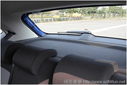 [試駕] 福斯 Volkswagen Polo 1.4 2012年款性能、油耗、安全系統體驗 image_26