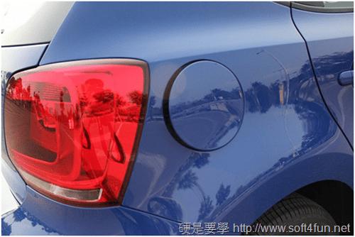 [試駕] 福斯 Volkswagen Polo 1.4 2012年款性能、油耗、安全系統體驗 image_33