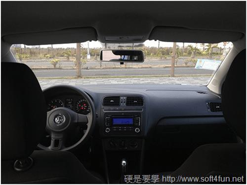 [試駕] 福斯 Volkswagen Polo 1.4 2012年款性能、油耗、安全系統體驗 image_5