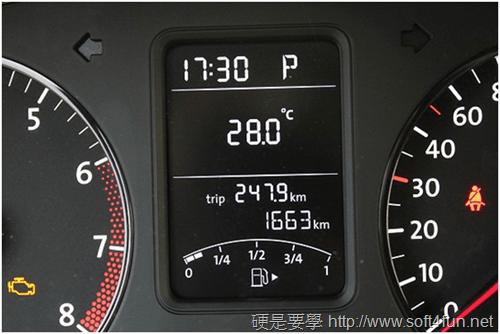 [試駕] 福斯 Volkswagen Polo 1.4 2012年款性能、油耗、安全系統體驗 image_9