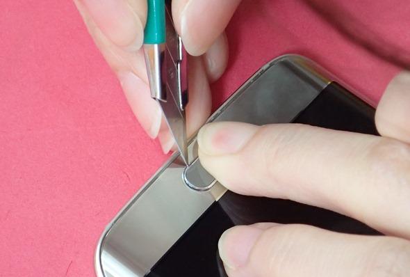 [介紹] imos Galaxy S6 Edge 雙曲面螢幕滿版3D立體保護貼 P6220389