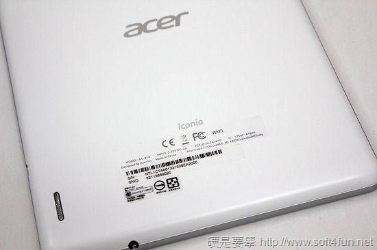 [評測] Acer Iconia A1 低價4核平板電腦,7.9 吋、廣視角IPS、觸控自動開啟App技術 IMG_0176