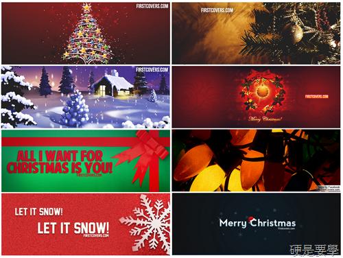 聖誕節 Facebook 動態時報封面圖片下載 -10