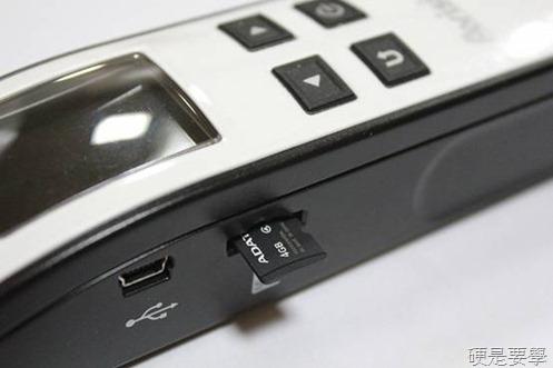 [開箱] 零邊距手持行動掃描器「行動CoCo棒2 專業版」內建LED彩色螢幕 clip_image024