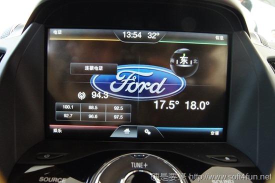 [試駕] 福特 KUGA先進科技的駕馭體驗 image002