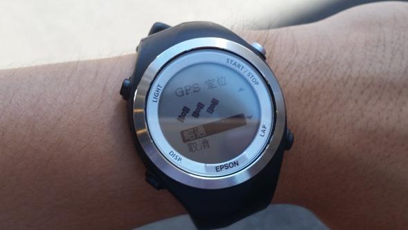 EPSON 專業級路跑教練運動錶 RUNSENSE SF-710 可連續使用 30 小時 20140826_140807