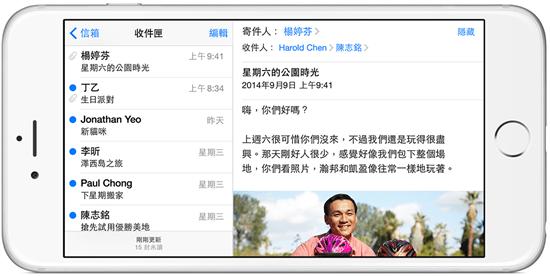iphone 6 橫向顯示-1