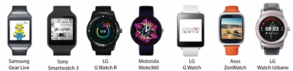 aria smart watch