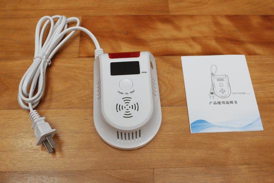 瓦斯燃氣警報器-002