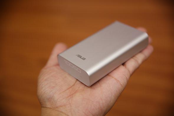 用它充電快2倍!華碩ZenPower Pro 10,050mAh 快充雙輸出行動電源評測 IMG_0388