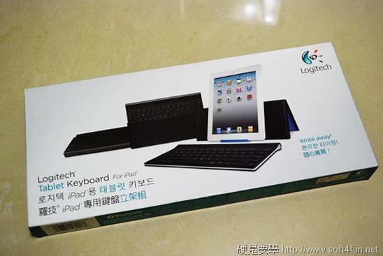 【開箱文】羅技 iPad 鍵盤立架組 - 再也不用忍受螢幕鍵盤的折磨啦! clip_image001