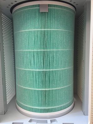 俗又大碗的「小米空氣清淨機」開箱,PM 2.5 過濾效率測給你看 2015062417.06.45