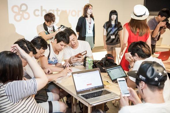 從「聊天」出發,有效提高會議及溝通效率的工作管理平台:ChatWork IMG_9926