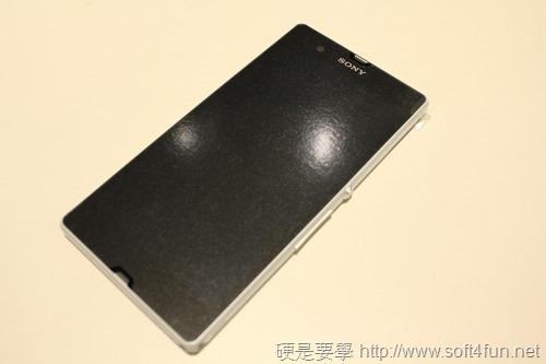 [開箱] SONY Xperia Z 4核心5吋防水旗艦機 IMG_8080