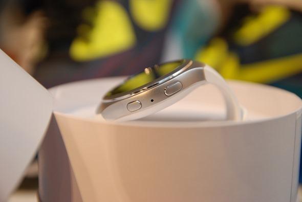 Samsung Gear S2 智慧手錶在台發表,圓形錶身打造經典美感 DSC_0028