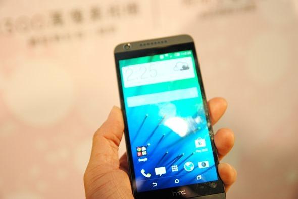 HTC 推出平價 4G 手機 Desire 626,5990 元雙色就是要給你情侶機 DSC_0025