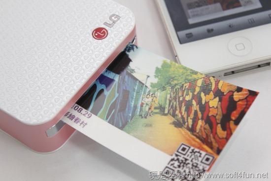 [心得] 粉紅口袋相印機 LG Pocket Photo 2.0 隨身帶著走 IMG_1053