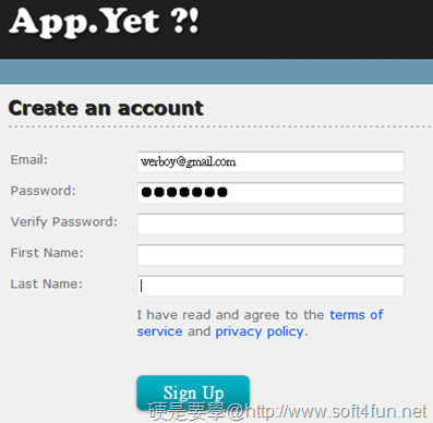 APP.Yet!? 3分鐘免費製作網站專屬 Android APP(可線上閱讀及自動通知更新) app-11
