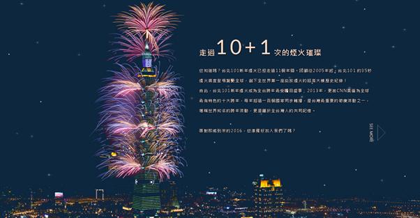 2016跨年煙火:台北101、美麗華、劍湖山、義大世界最佳煙火觀賞地點攻略 image