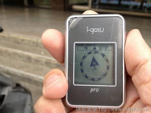 [開箱評測] GT-820 Pro 單車 GPS 旅遊紀錄器 clip_image0154