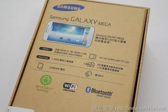 雙卡雙待 Samsung GALAXY MEGA 5.8 吋智慧型手機評測 IMG_0384