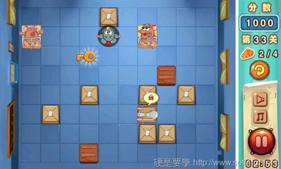 熱門益智遊戲「鼠王營救行動」,搶食、搶糧、搶乳酪!(Android) 7