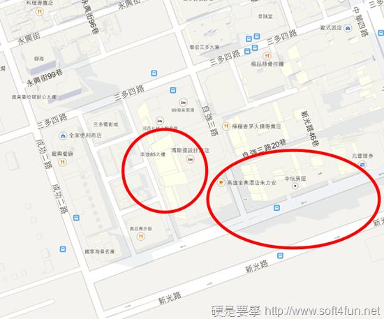 買房停看聽,教你用 Google 地圖看四季陽光照射方位 july-pm