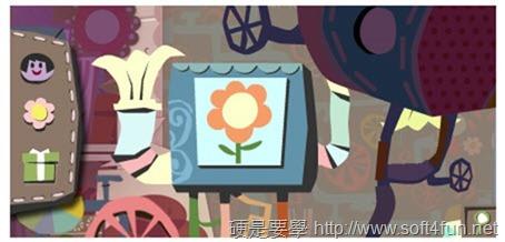 [Google Doodle] 母親節快樂!動手做禮物送給媽媽吧! 1