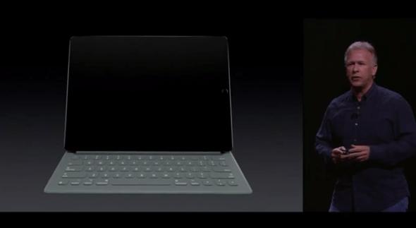新品上市:iPad Pro-12.9吋筆電級平板問世,直挑微軟 Surface apple-event-039