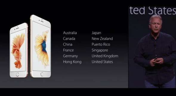 萬眾矚目 iPhone 6S 粉紅機亮相,全新3D Touch觸控、4K錄影、相機畫素升級 apple-event-112