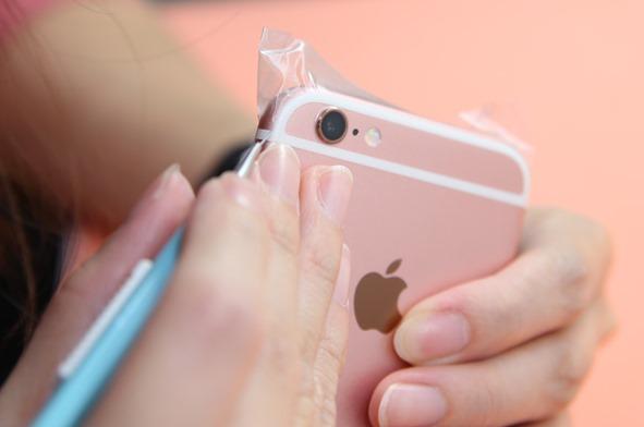 iPhone 6S/6S Plus 專屬3D滿版康寧強化玻璃保護貼+全機包膜開箱 IMG_9802_3