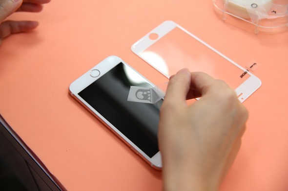iPhone 6S/6S Plus 專屬3D滿版康寧強化玻璃保護貼+全機包膜開箱 IMG_9878_3
