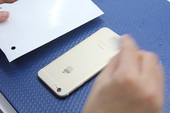 imos 我又來了!iPhone 6/6 Plus 全機包膜/保護貼施工 imosiphonecase03