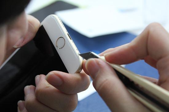 imos 我又來了!iPhone 6/6 Plus 全機包膜/保護貼施工 imosiphonecase37