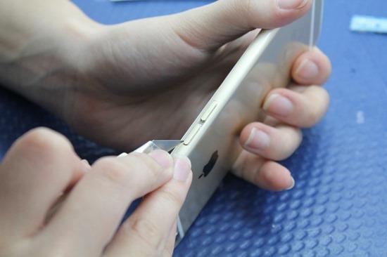 imos 我又來了!iPhone 6/6 Plus 全機包膜/保護貼施工 imosiphonecase39
