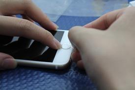 imos 我又來了!iPhone 6/6 Plus 全機包膜/保護貼施工 imosiphonecase42