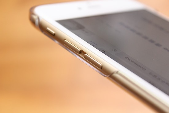 innerexile iPhone 6 Plus 自我修復保護殼 hydra plus,磨了一週竟無刮痕(透明色) iPhone6plus41