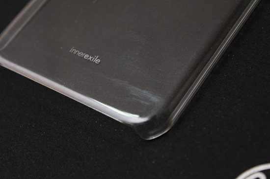innerexile iPhone 6 Plus 自我修復保護殼 hydra plus,磨了一週竟無刮痕(透明色) iPhone6plus53