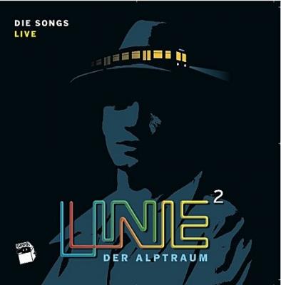 CD LINIE 2 - DER ALBTRAUM - Original Berlin Cast 2010, EUR 19,95