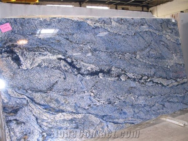 blue bahia granite slabs from canada