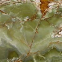 Dark Green Onyx Slabs Tiles, Pakistan Green Onyx-12876 ...