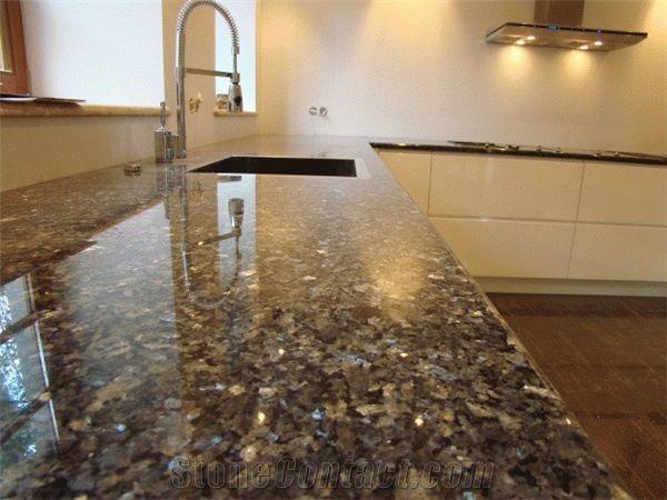 Kitchen Countertops  Labrador Granite from Germany