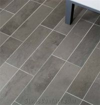 Grey Foussana Limestone Floor Tile from Tunisia ...