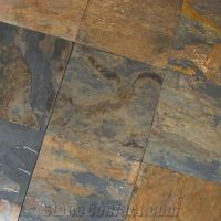 California Gold Slate Slabs Tiles, India Yellow Slate from ...